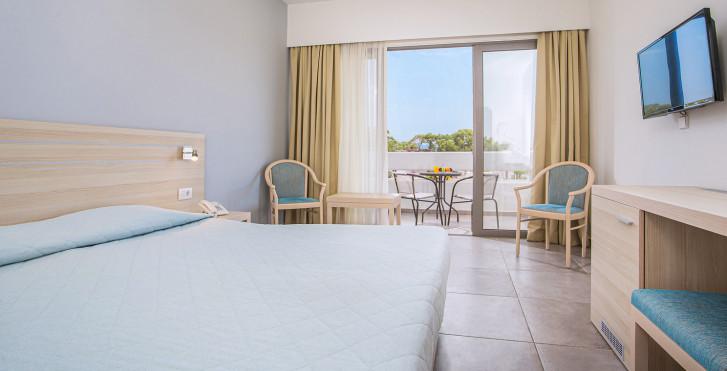 Doppelzimmer - Niriides Beach