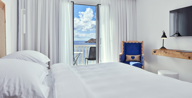 Chambre double Premium ou Superior - Myconian Imperial Resort