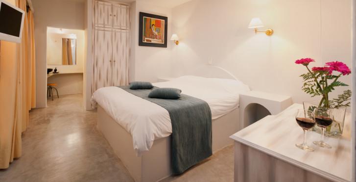 Doppelzimmer Honeymoon - Hotel Regina Mare