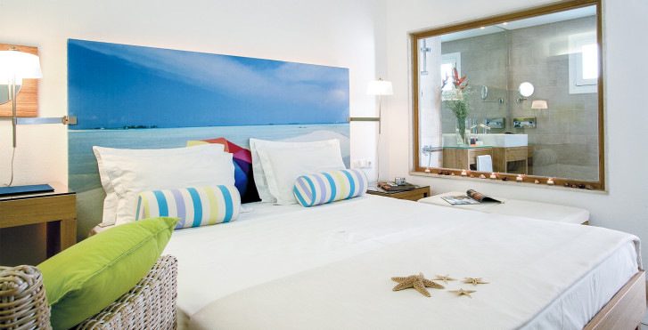 Designed Suite - Petasos Beach Resort & Spa