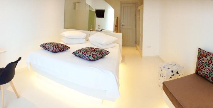 Junior Suite - Sunrise Mykonos - Agrari Beach Hotel