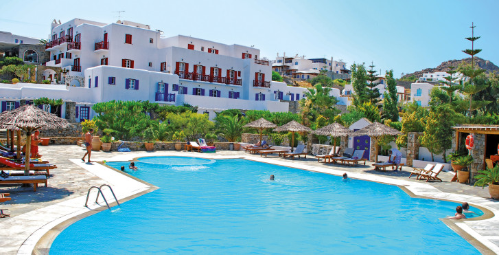 Bild 7554075 - Hotel Kamari