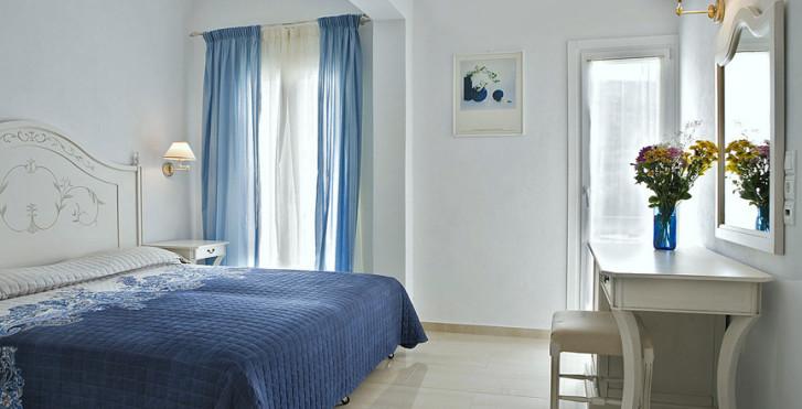 Doppelzimmer Superior - Hotel Kamari