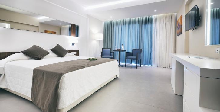 chambre double Superior - Melissi Beach Hotel & Spa