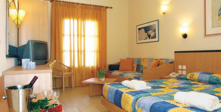 Doppelzimmer - Aegean Plaza