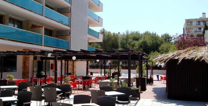 Bild 18827132 - Salou Park Resort II (ex. Hotel Playa Margarita)