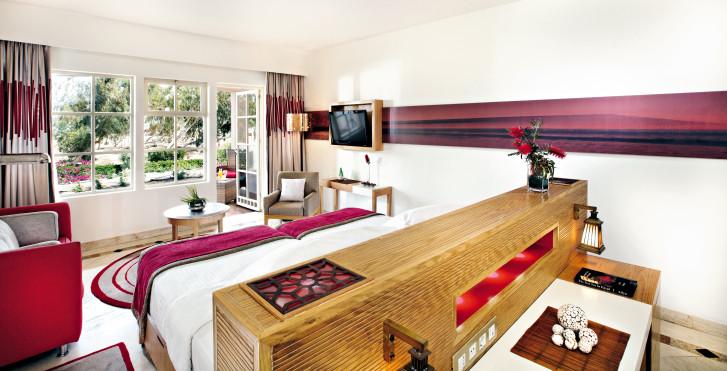 Chambre double Classic vue parc - Mövenpick Resort & Spa El Gouna