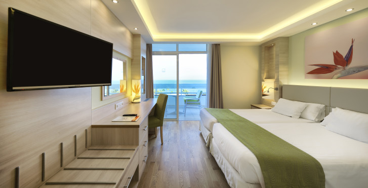 Doppelzimmer Meersicht - Bull Costa Canaria & Spa