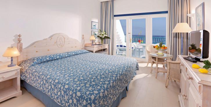Doppelzimmer Deluxe - Seaside Hotel Los Jameos Playa