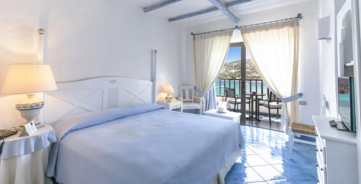 Doppelzimmer Classic - Club Hotel Baja Sardinia