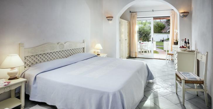 Chambre double Classic - Club Hotel Baja Sardinia