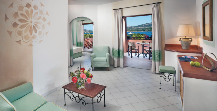 Junior Suite - Resort Cala di Falco - Hotel