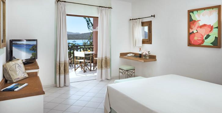 Chambre double Classic - Resort Cala di Falco - Hotel