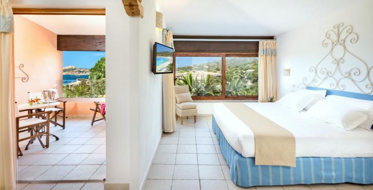 Junior Suite Meersicht - Hotel Marinedda Thalasso & SPA