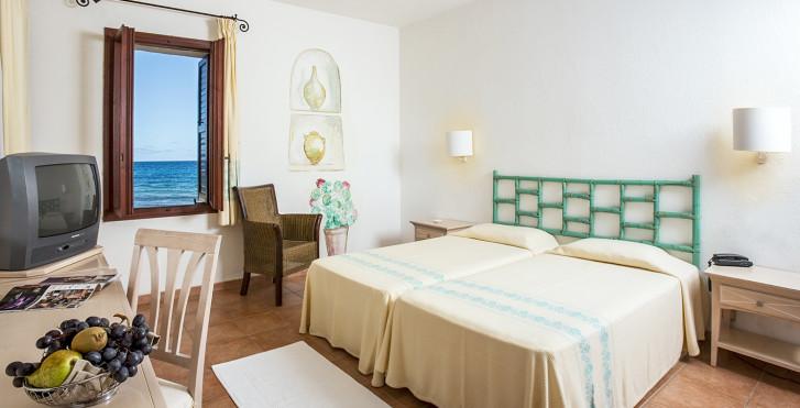Chambredouble - Hôtel Flamingo