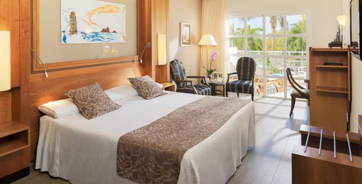 Chambre double Comfort - Adrián Hoteles Jardines de Nivaria