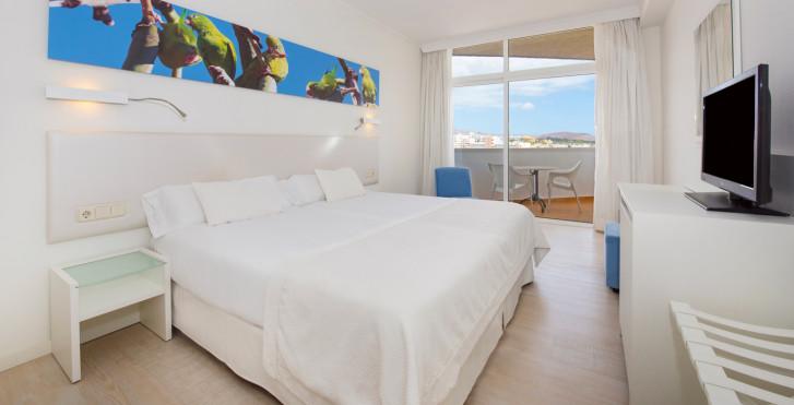 Doppelzimmer - Iberostar Bouganville Playa