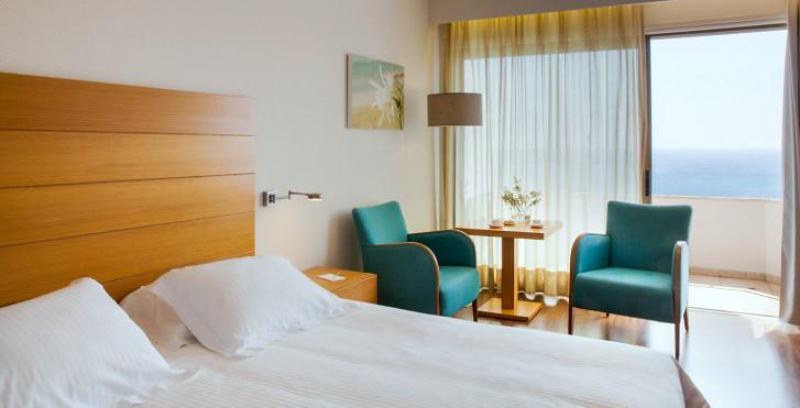 Chambre double vue mer - Alion Beach