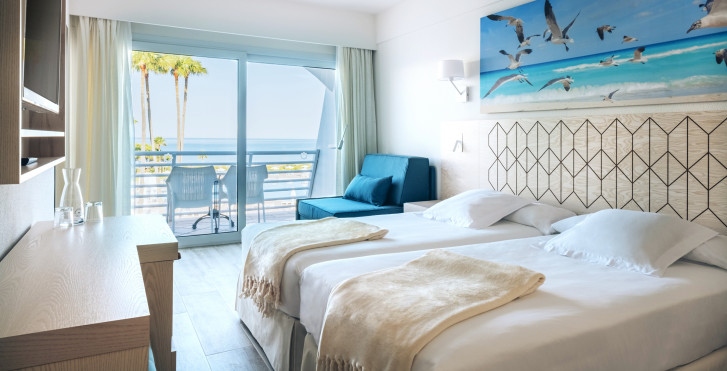 Chambre double vue mer - Iberostar Royal Andalus