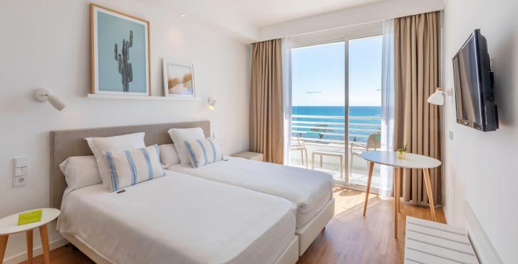 Chambre double vue mer - Hotel & Spa Ferrer Concord
