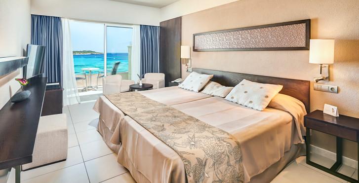 Doppelzimmer Premium - Hipotels Mediterraneo