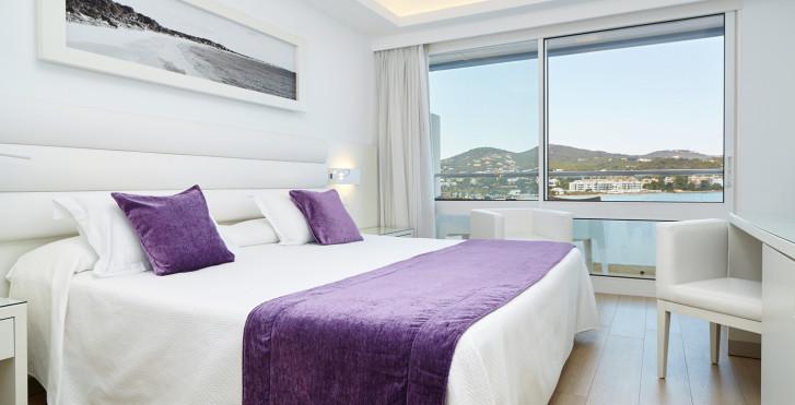 Chambre double vue mer - Hôtel Argos