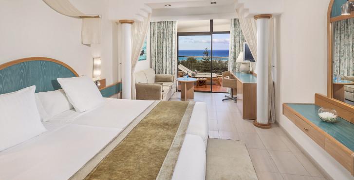 Doppelzimmer Meersicht - Meliá Fuerteventura