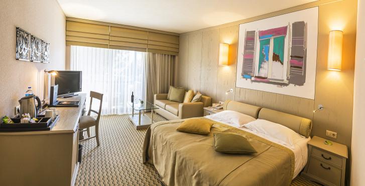 Chambre double - Gloria Golf Resort