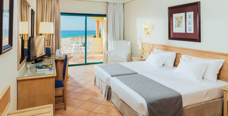 Doppelzimmer Meersicht - H10 Sentido Playa Esmeralda