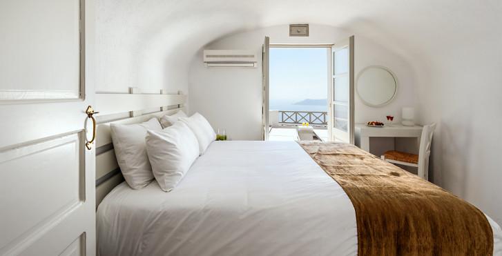 Suite Deluxe Cave - Vista Mare Suites