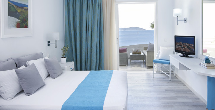Doppelzimmer - Proteas Blu Resort