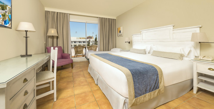 Doppelzimmer - Resort Fuerte Costa Luz