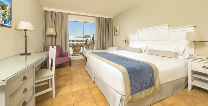 Chambre double - Resort Fuerte Costa Luz
