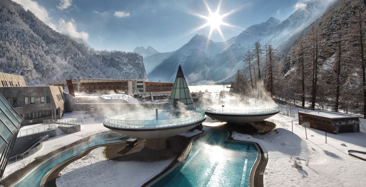 Bild 13084736 - AQUA DOME – Tirol Therme Längenfeld