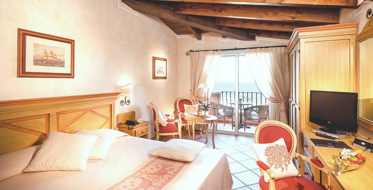 Chambre double - Colonna Resort
