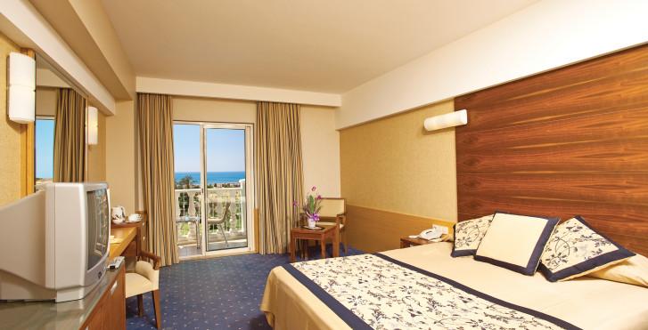 Chambre double - Trendy Aspendos Beach