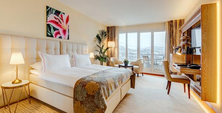 Doppelzimmer - Hotel Parco Paradiso
