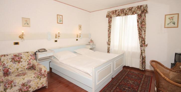 Chambre double - Parkhotel Rovio