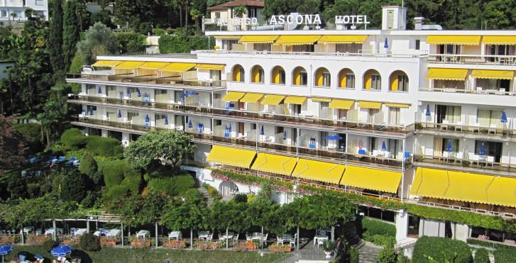 Image 28791788 - Hôtel Ascona
