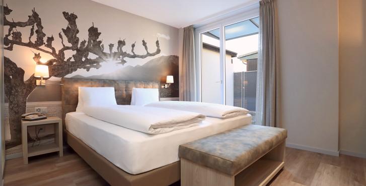Doppelzimmer Easy - Hotel Mulino