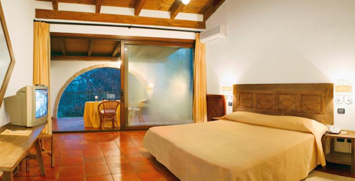 chambre Ibiscus - Costa dei Fiori