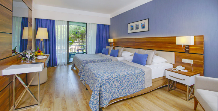 Chambre double - Limak Atlantis Hotel And Resort