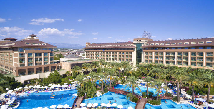 Sunis Kumköy Resort Beach Hotel & SPA