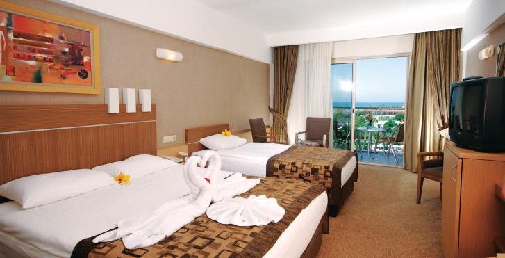 Chambre double - Sunis Kumköy Beach Resort
