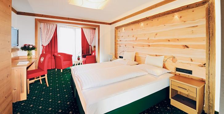 Doppelzimmer - Das Kaltschmid Familotel Tirol - Hotel