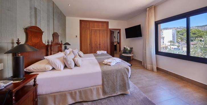 Doppelzimmer - Secrets Mallorca Villamil