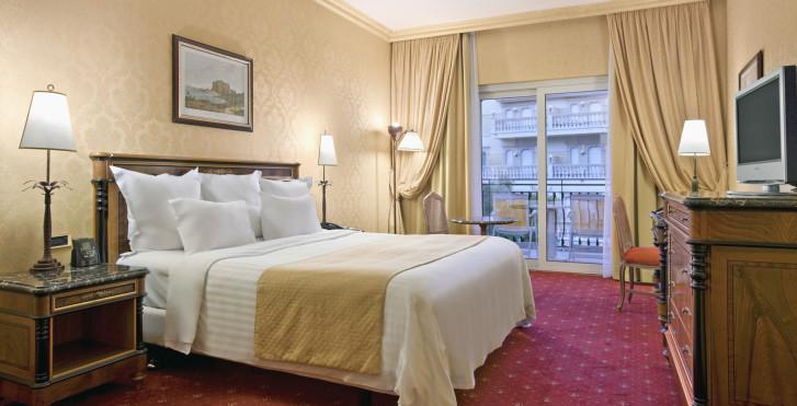 Doppelzimmer Guestroom - Hilton Giardini Naxos