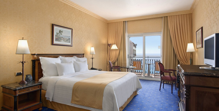 Chambre double Deluxe - RG Naxos Hotel