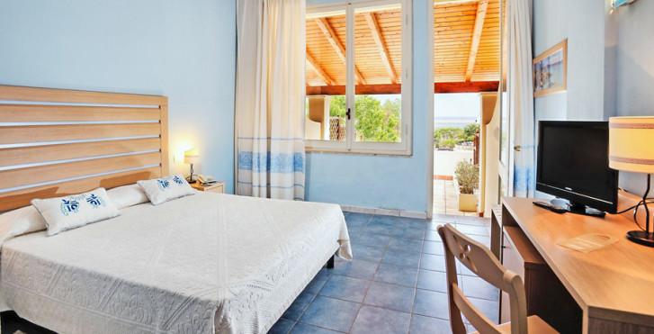 Doppelzimmer Premium - Hotel Club Cala della Torre
