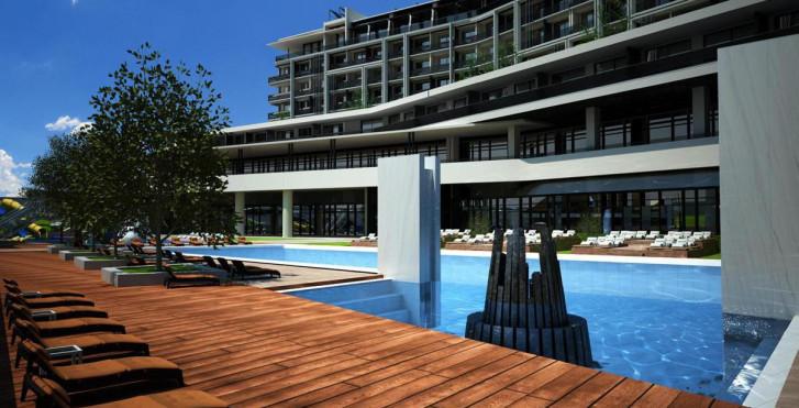 Bild 22397004 - The Sense Deluxe Hotel ( Ex. Emirhan Hotel )
